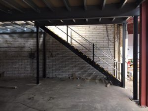 Staircase Side